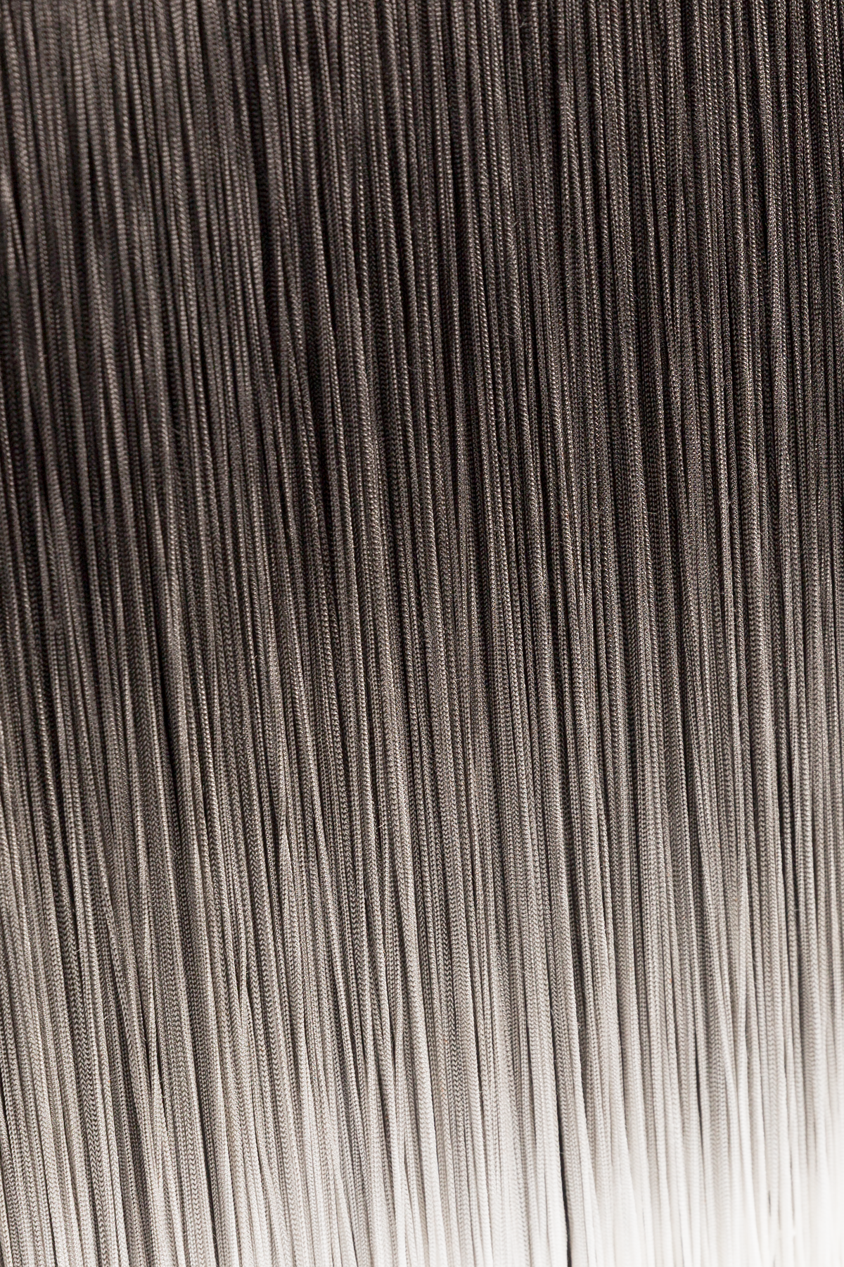 Detail of the threads from Amami sofa