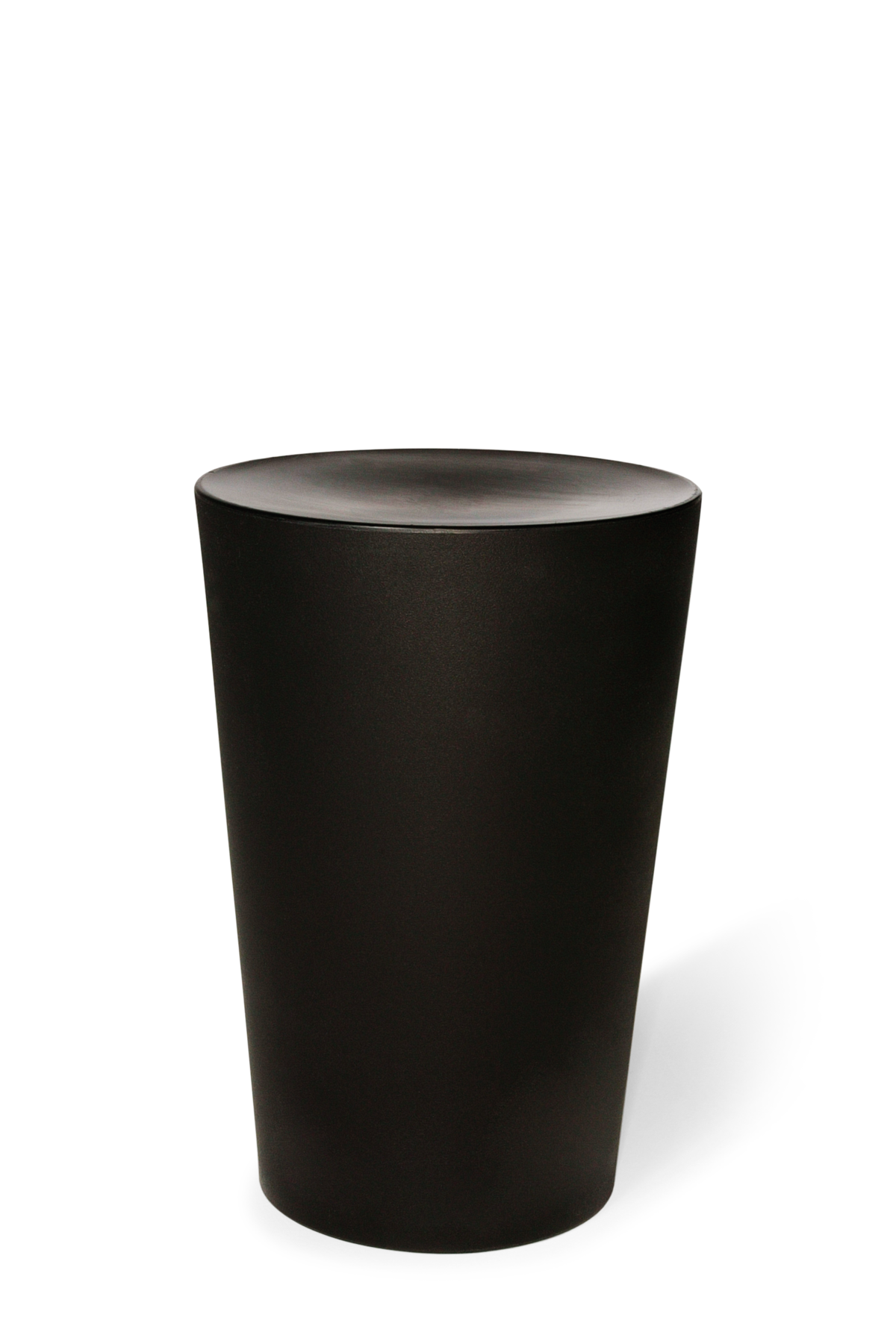 Container Stool black