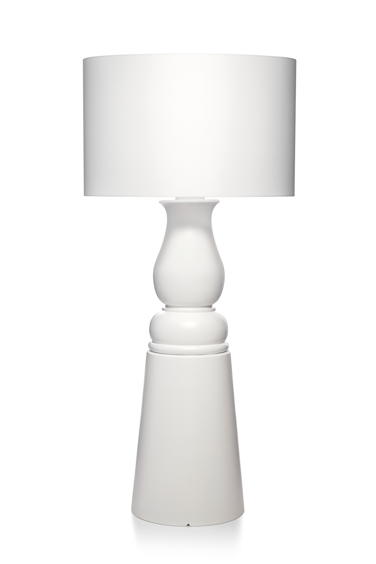 Farooo floor lamp large white