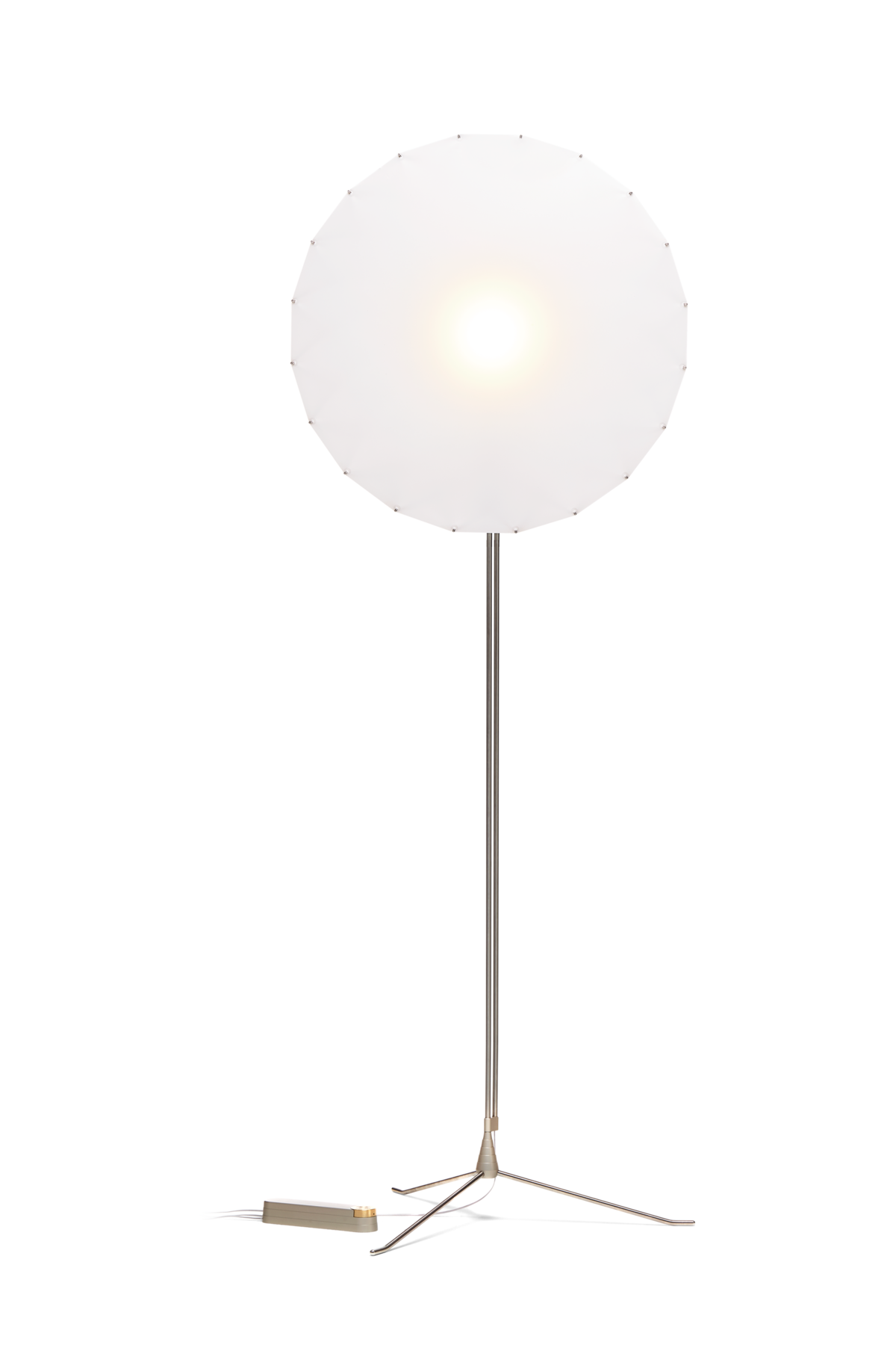 Filigree Floor Lamp front side