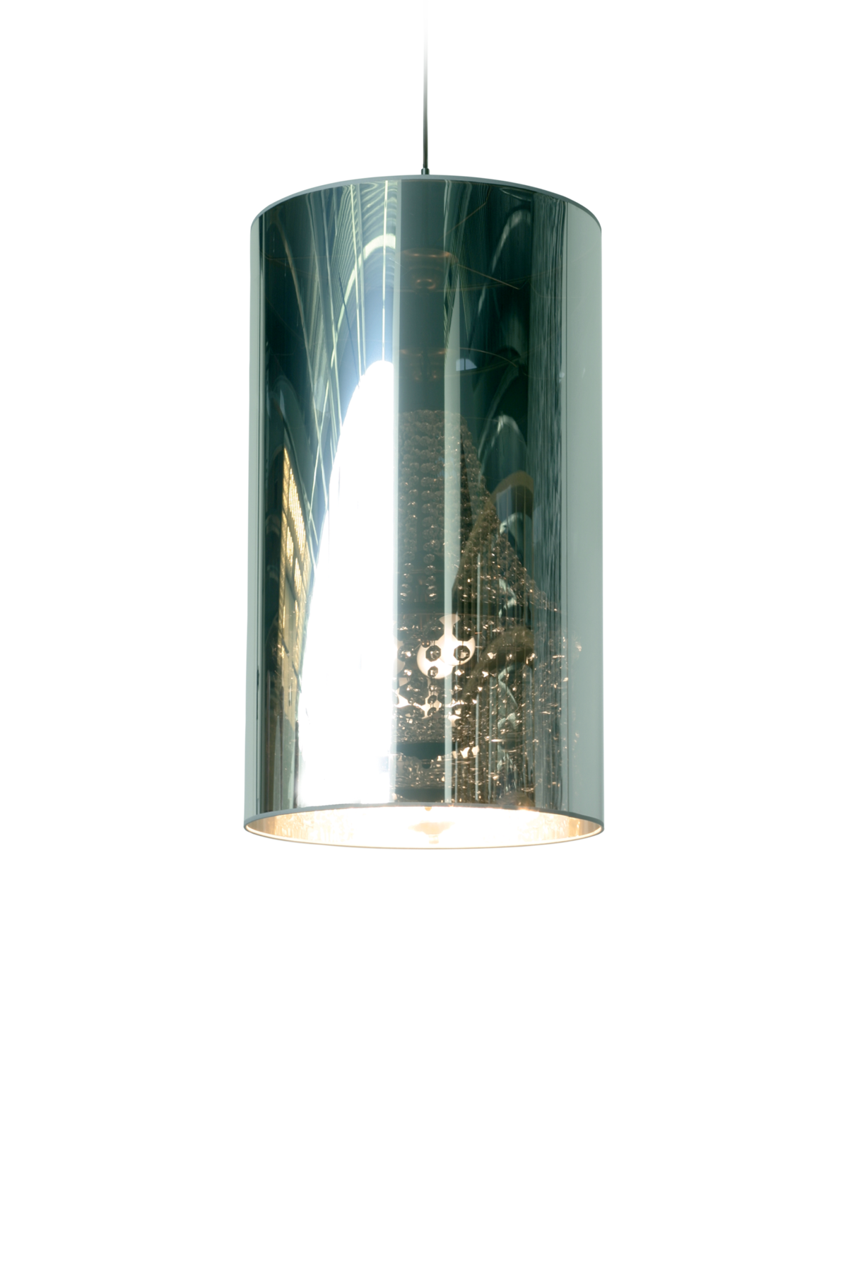 Light Shade Shade 47 suspension light front view