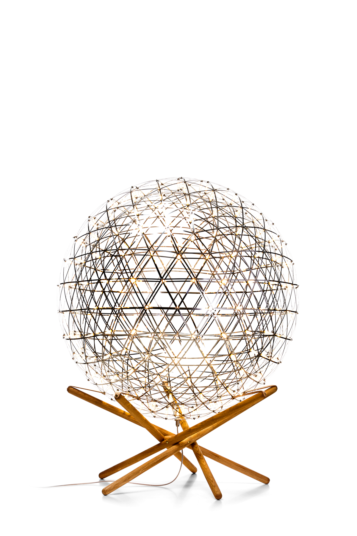 Raimond Tensegrity Floor Lamp R89 front side