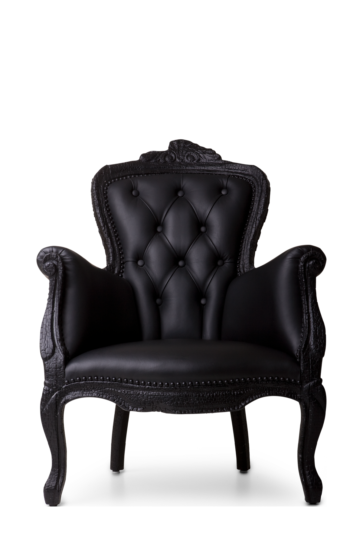 Smoke Armchair front side