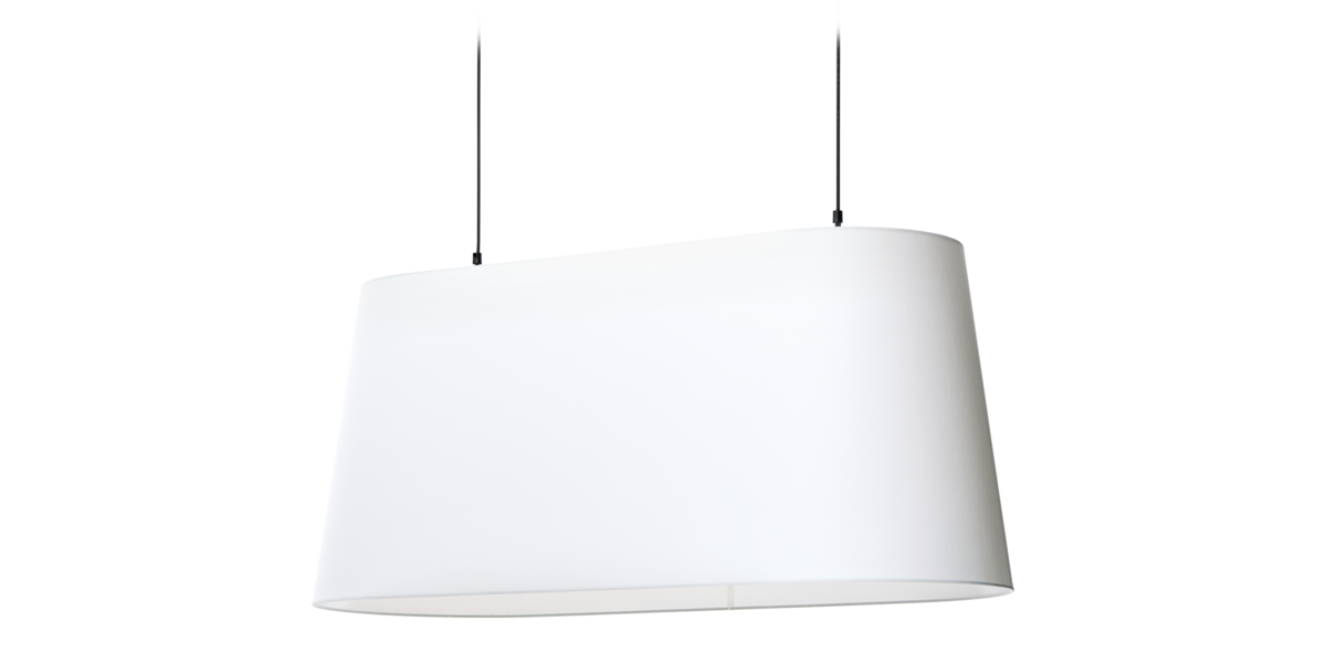 Oval Light front view
