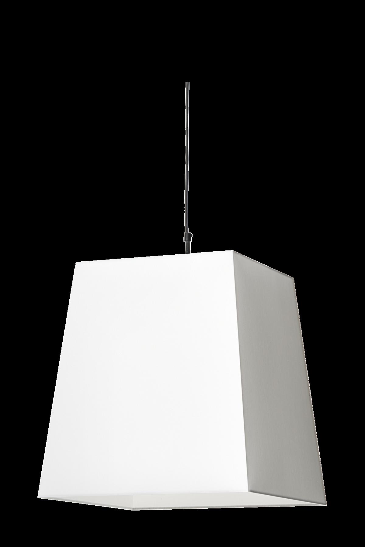 Square Light suspension front view